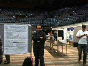 GAC mostrando su trabajo en génetica del CCC